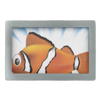 Cute fish belt buckle