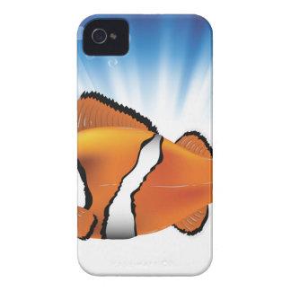 Cute fish Case-Mate iPhone 4 case