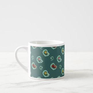Cute Fish Design Espresso Cup