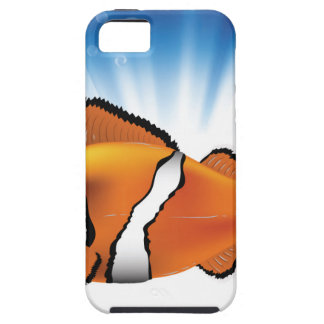 Cute fish iPhone 5 cover