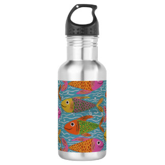 Cute Fishies Water Bottle