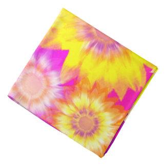 cute floral bandana