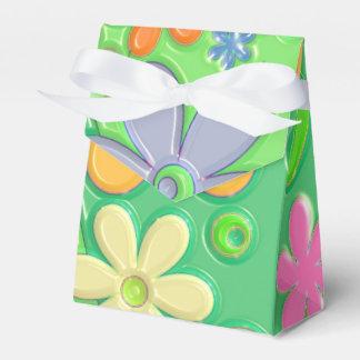 Cute Floral Favor Box