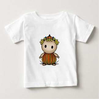 Cute Flower Nymph Baby T-Shirt