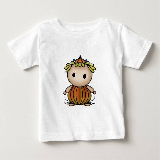 Cute Flower Nymph Baby T-Shirt