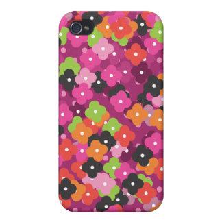 Cute flower pattern iphone case iPhone 4 case