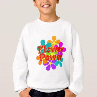 Cute Flower Power Sweatshirt