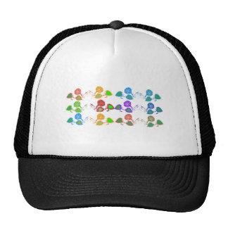 CUTE Flower Show for KIDS n GIRLY Moms Trucker Hat
