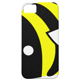 Cute flying bumblebee iPhone 5 covers
