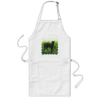 Cute Foal Long Apron