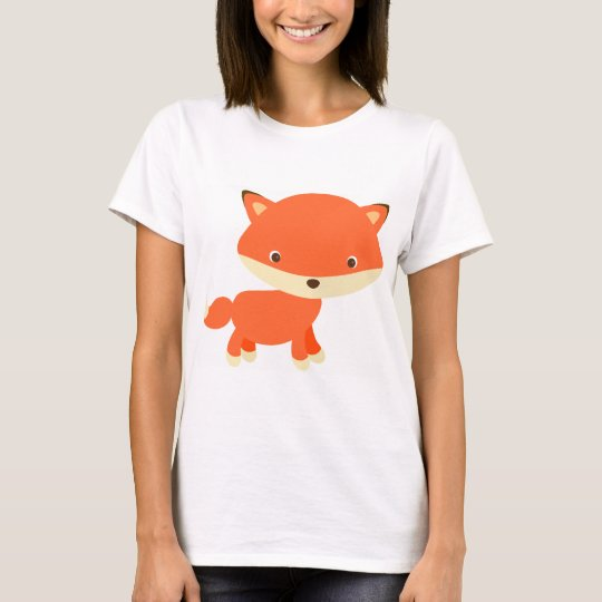 Cute Fox Kit T-Shirt