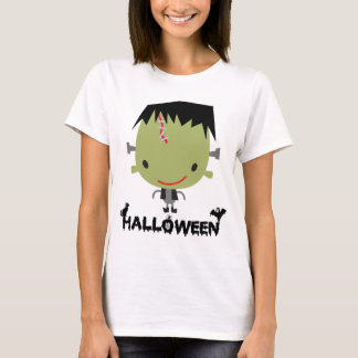 Cute Frankie Monster Halloween T-shirt