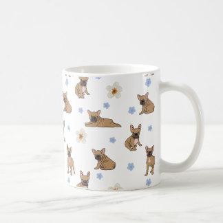 Cute French Bulldog Coffee Mug