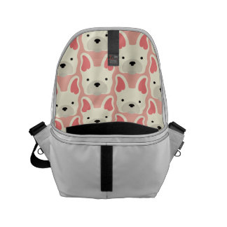 Cute French Bulldog. Commuter Bags