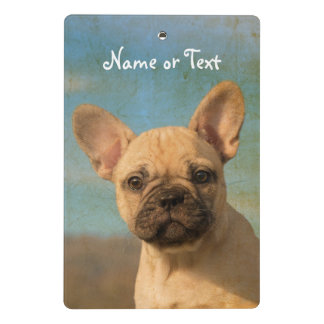 Cute French Bulldog Puppy Vintage  - Personalized