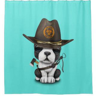 Cute French Bulldog Puppy Zombie Hunter