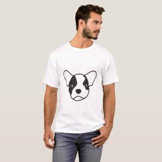 Cute French Bulldog's Face T-Shirt