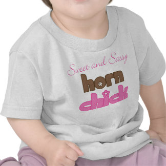 Cute French Horn Baby T-shirt