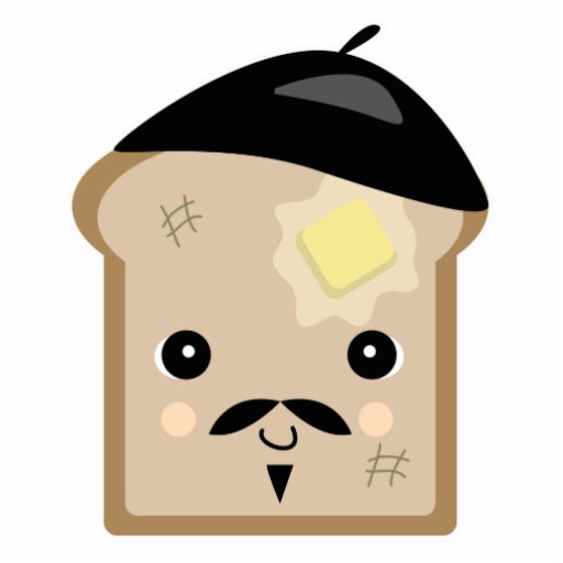 Cute French Toast Cartoon Animated For Pinterest