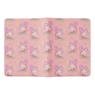 Cute Frenchie fairy is casting a magical spell Extra Large Moleskine Notebook