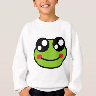 Cute Frog Sweatshirt