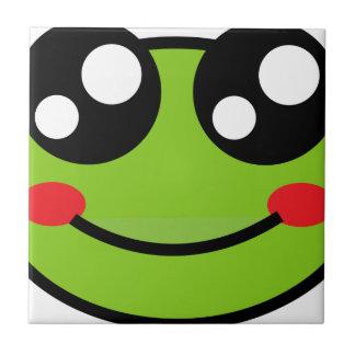 Cute Frog Tile