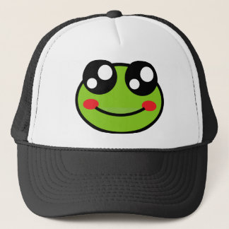 Cute Frog Trucker Hat