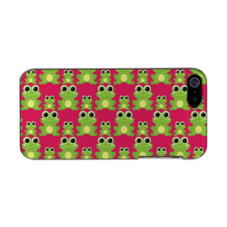 Cute frogs pattern incipio feather® shine iPhone 5 case