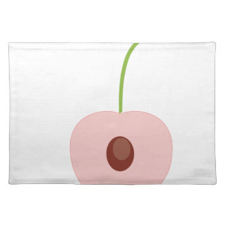 cute fruit design placemat