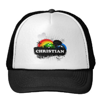 Cute Fruity Christian Hat