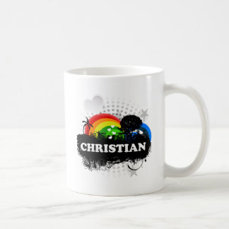 Cute Fruity Christian Mug
