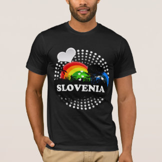 Cute Fruity Slovenia T-Shirt