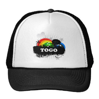 Cute Fruity Togo Trucker Hat