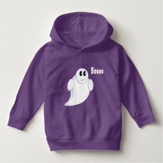 Cute fun cartoon of a Halloween ghost or ghoul, Hoodie