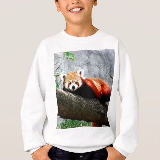 cute funny animal red panda sweatshirt