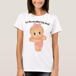 cute,funny baby girl T-shirt