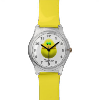 Cute Funny Cartoon DuckPersonalized Watch