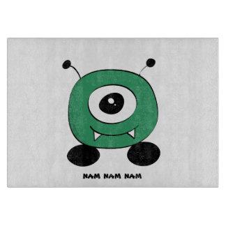 Cute Funny Green Alien Boards