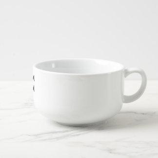 Cute Funny Green Alien Soup Mug