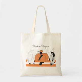 Cute Funny Penguin Halloween Personalized