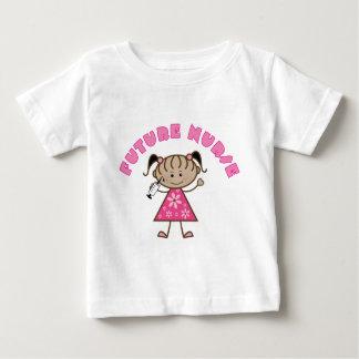 Cute Future Nurse Baby T-Shirt