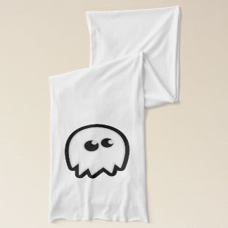 Cute Ghost Halloween Scarf