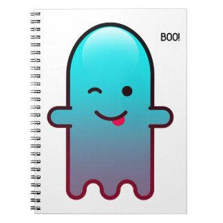 Cute Ghost Notebooks