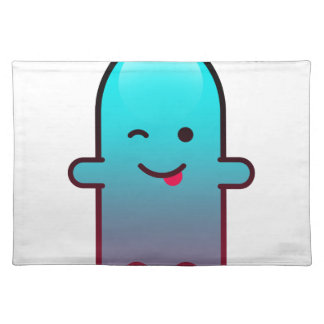 Cute Ghost Placemat