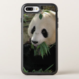 Cute giant panda bear OtterBox symmetry iPhone 8 plus/7 plus case