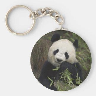 Cute Giant Panda Keychain