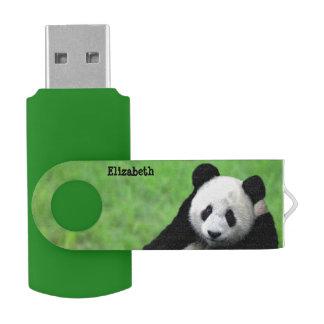 Cute Giant Panda USB Flash USB Flash Drive