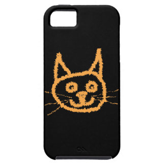 Cute Ginger Cat. iPhone 5 Cover