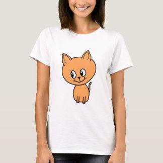 Cute Ginger Kitten. T-Shirt
