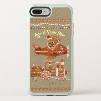 Cute Gingerbread Cookies OtterBox Symmetry iPhone 8 Plus/7 Plus Case
